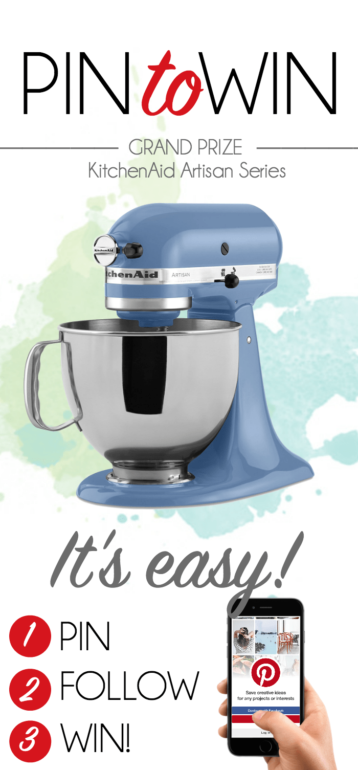 Kitchenaid Distributors This Giveaway Has All Kinds Of Entry Options Including Following Fellow Bloggers On And Decorating