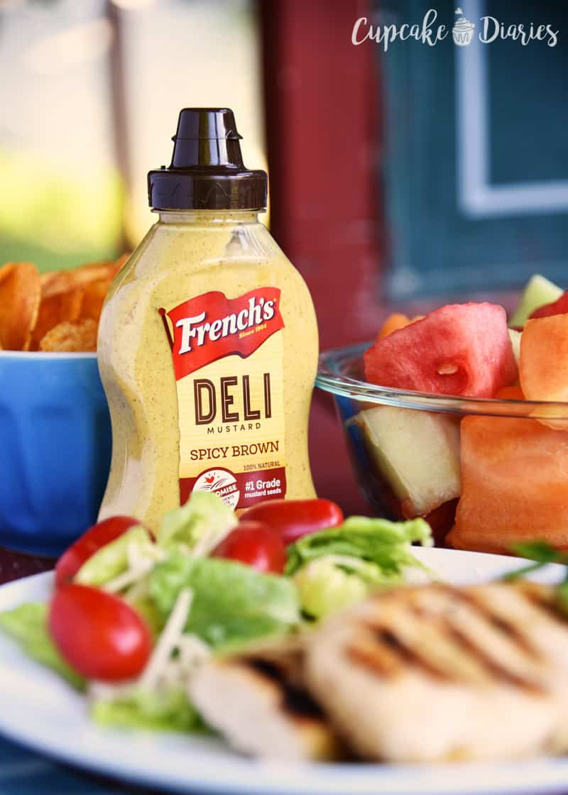French's® Spicy Brown Mustard