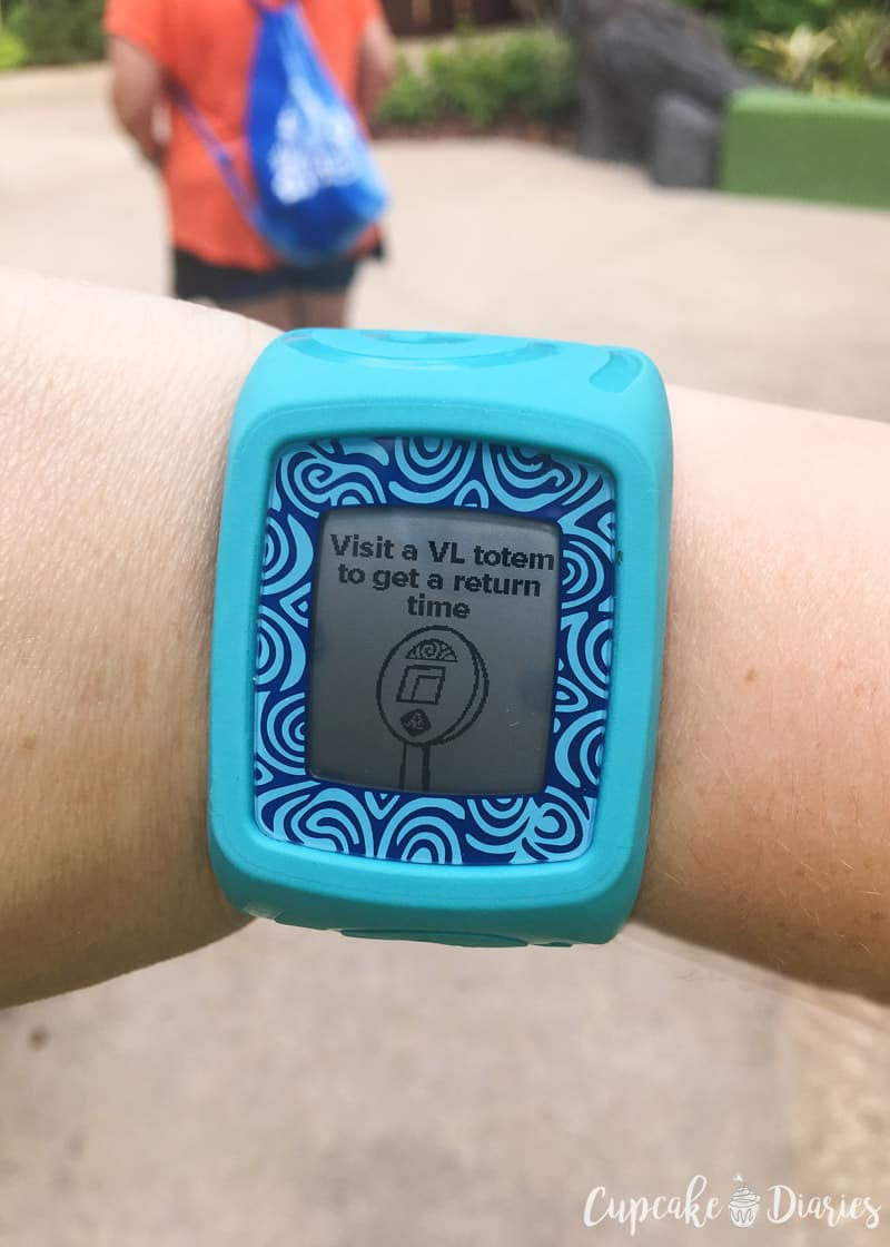 TapuTapu Wearable at Volcano Bay, Universal Orlando Resort