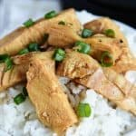 Grilled Teriyaki Chicken and Rice