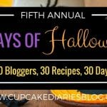 "Cupcake Diaries ""30 Days of Halloween"" 2017"