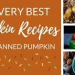 The Very Best Recipes You Can Make with Canned Pumpkin