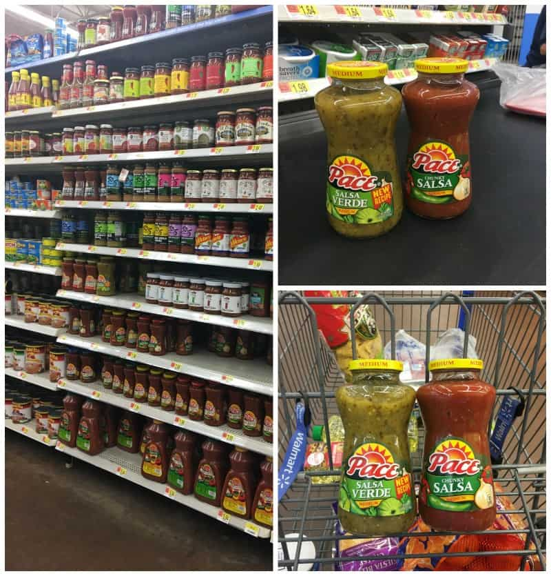 Pace Salsa Verde at Walmart