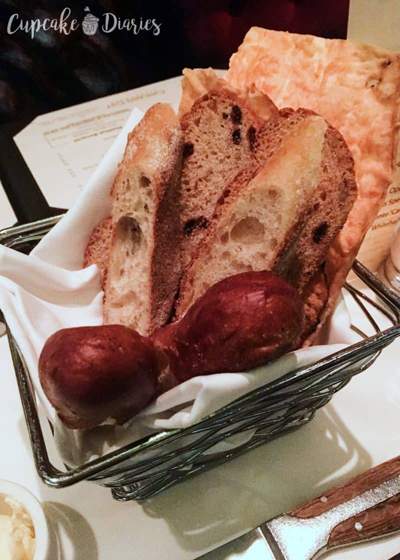 Chicago Cut Steakhouse Bread
