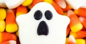 Oreo Ghost Cookies – 30 Days of Halloween 2017: Day 6