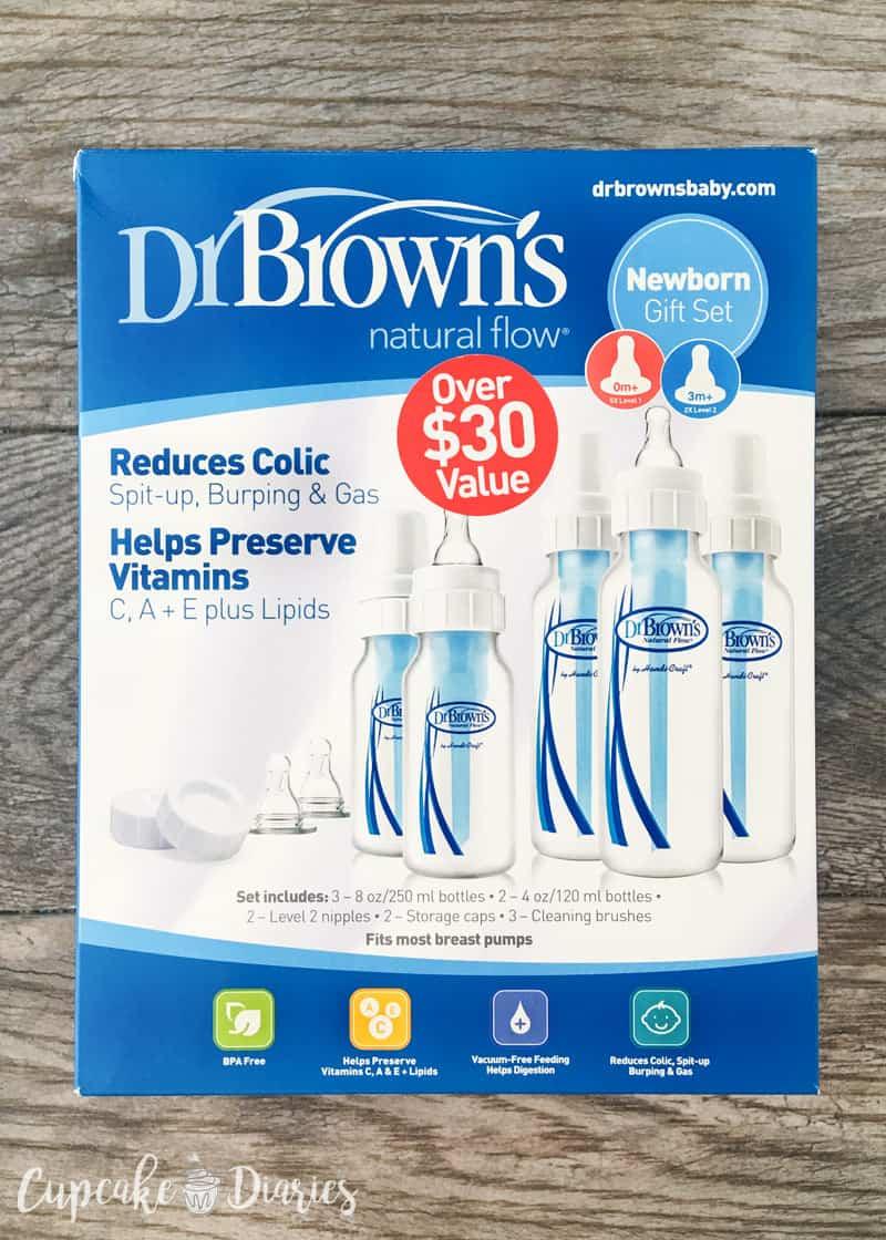 Dr. Brown's Bottles - Newborn Set