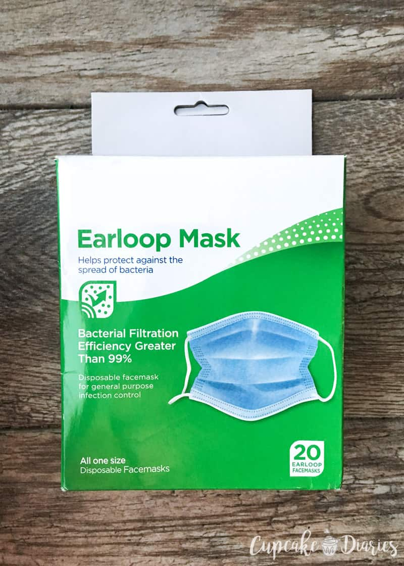 Earloop Masks