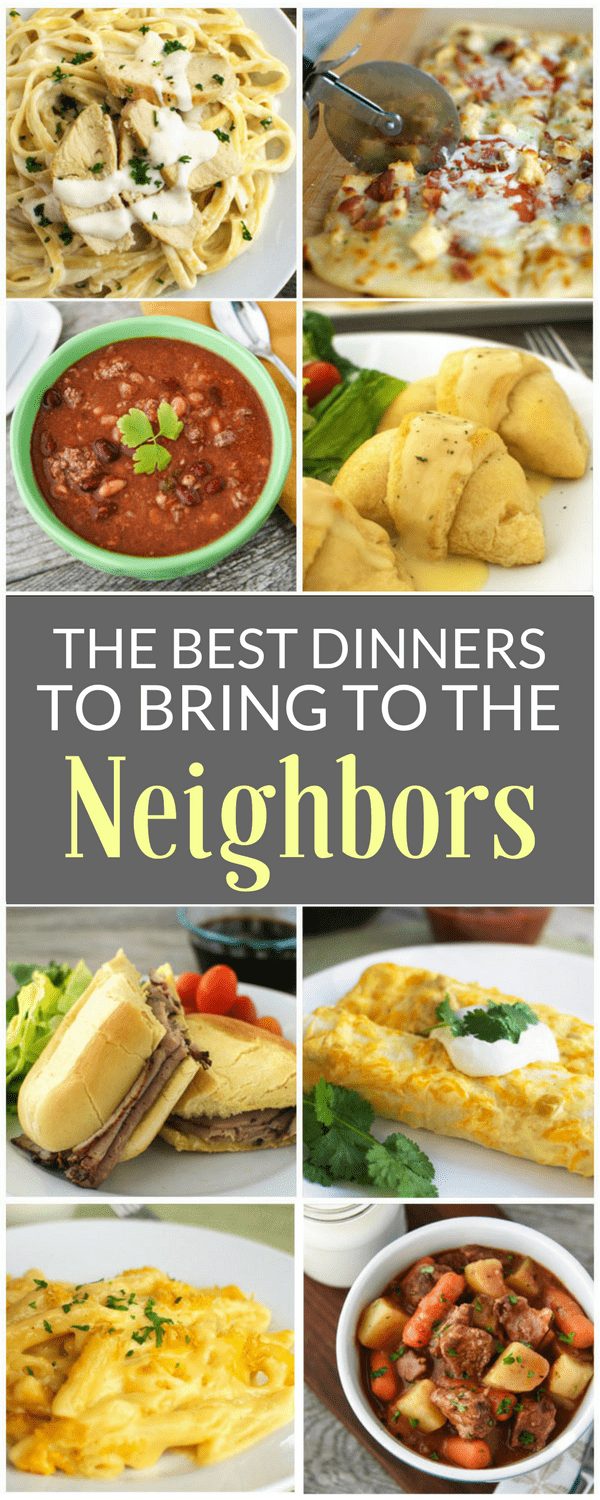 The Best Recipes for Bringing Dinner to the Neighbors