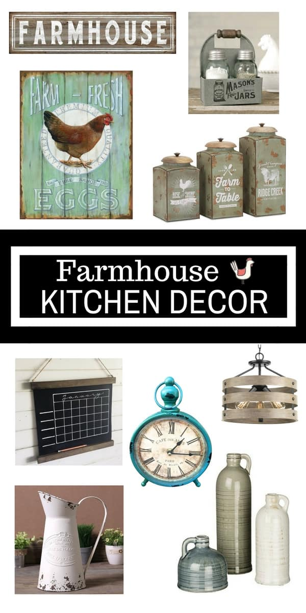 Farmhouse Kitchen Decor: Farmhouse Kitchen Decor
