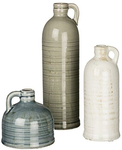 Crackled Antique Jugs