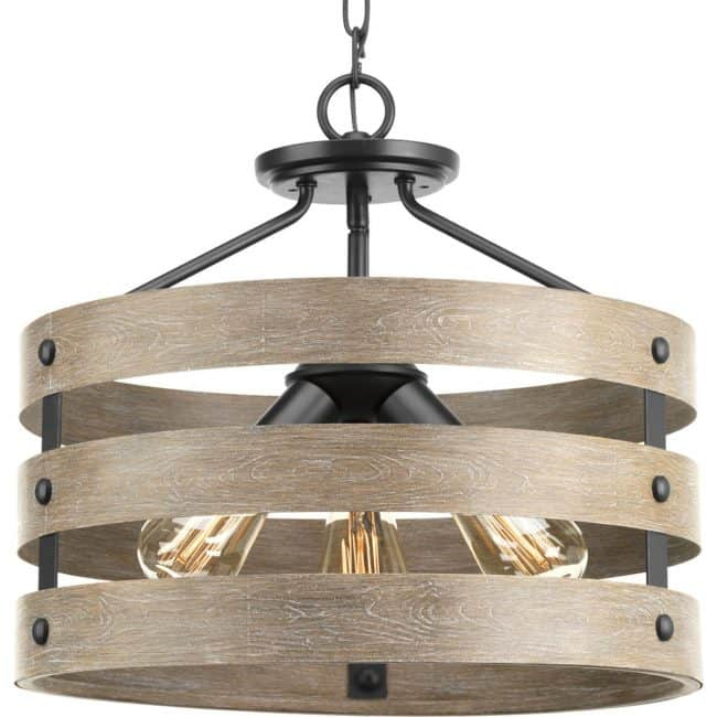 Gulliver Three-Light Fixture