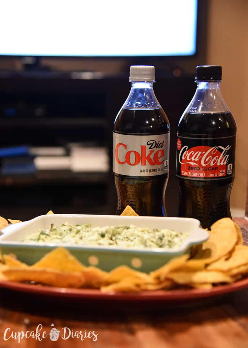 Date Night In with Coca-Cola