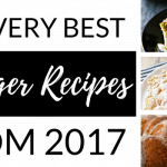 The Very Best Blogger Recipes from 2017
