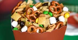 Football Chex Treat