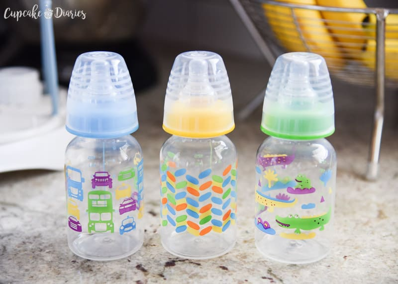 Parent's Choice Bottles - A must-have for bottle feeding!