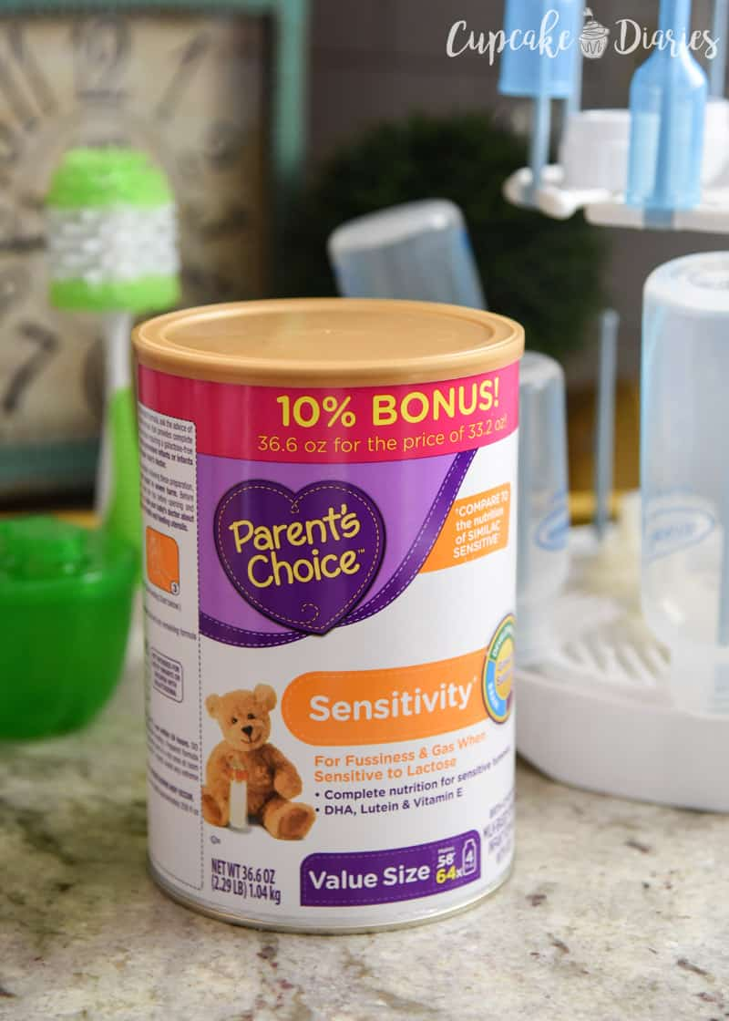Parent's Choice Formula - A must-have for formula feeding!