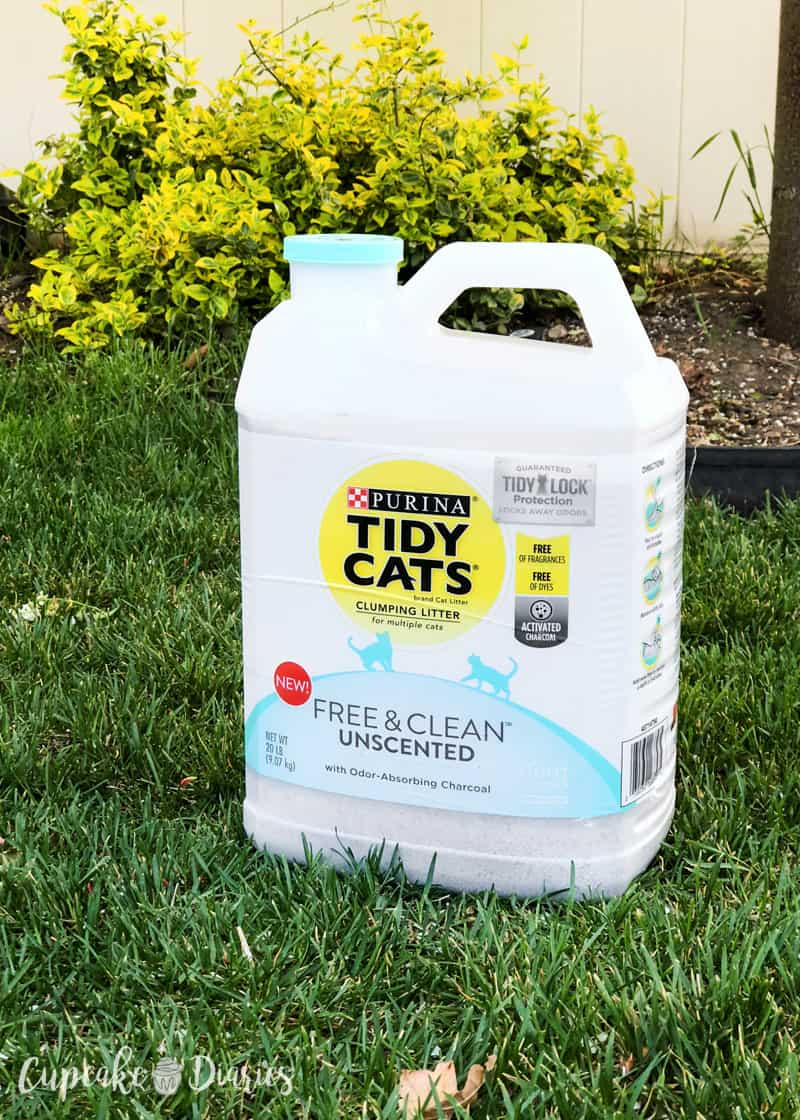 Tidy Cats Free and Clean Unscented Litter