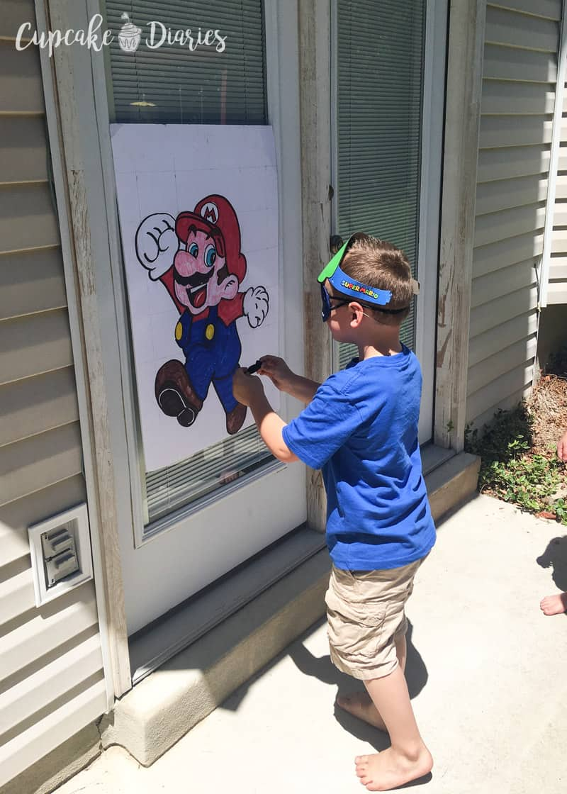 Your Mario fan will love having a Super Mario Bros. birthday party!
