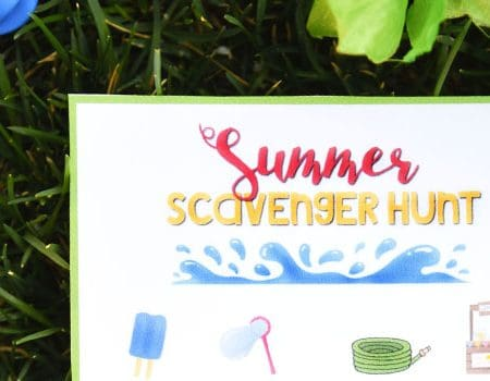 Summer Scavenger Hunt