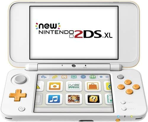New Nintendo 2DS XL is great for kids of all ages! Perfect gift for a summer birthday.