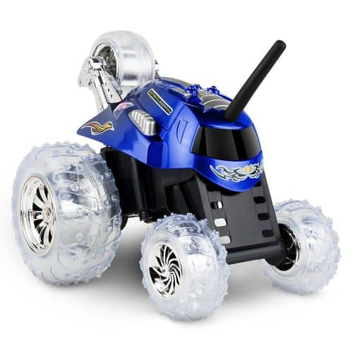 A remote control car is the perfect gift for a six year old! Perfect gift for a summer birthday.