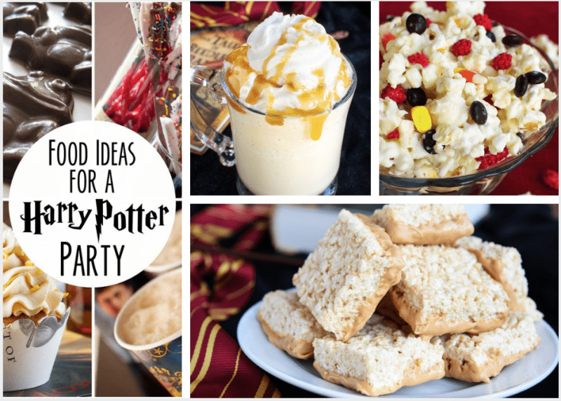 Desserts that will make your Harry Potter party stand out!