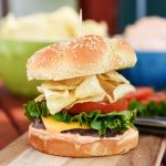 Potato Chip Burgers are easy, delicious, and full of wonderful flavors and textures. Burger grilling won't ever be the same!