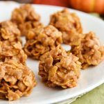 No-Bake Pumpkin Spice Peanut Butter Cookies bring the undeniable flavor of pumpkin together with creamy peanut butter. They're easy to make and so yummy!