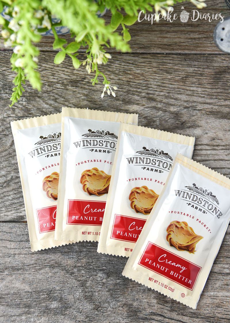 Windstone Farms Peanut Butter Packets