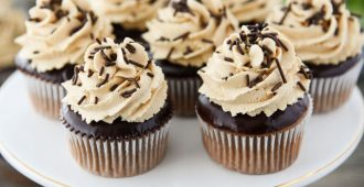 Peanut butter and chocolate are a true dynamic duo for desserts!